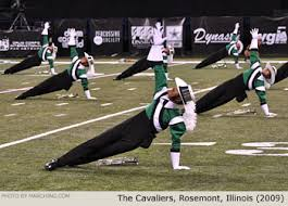 Drum Corps Memes - history of color guard dci