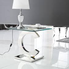 black glass lamp table side tables nicholas john interiors