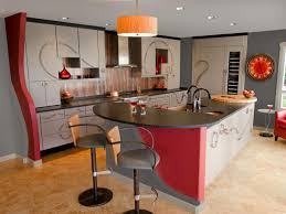 Art Deco Kitchen Design by Decorating A Rental Kitchen Buildipedia Funky Small Kitchen With