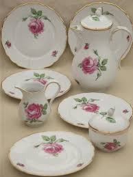 roses china tirschenreuth bavaria pink roses china tea or coffee pot