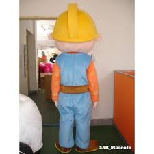 Bob Builder Halloween Costume Builder Mascot Costume Hire