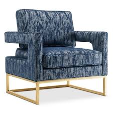 Blue Accent Chair Levana Accent Chair Blue American Signature Furniture
