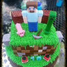 minecraft cake topper 54 best mine craft cakes images on birthdays