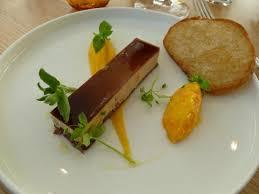 cuisiner la queue de boeuf pressé de foie gras à la queue de boeuf picture of l eveil des