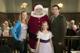 Seeking Santa Claus Cast The For A Hallmark Channel Original