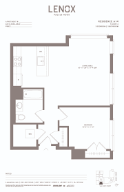 view lenox apartment floor plans studios 1 2 bedrooms bozzuto