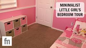 Minimalist Family Minimalist Little U0027s Bedroom Tour Updated Family