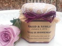 jam wedding favors a m country jam and jelly il rustic wedding guide
