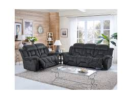 Classic Livingroom by New Classic Jemma Reclining Living Room Group Del Sol Furniture
