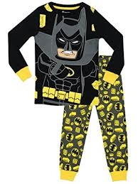 lego batman boys lego batman pajamas size 6 clothing