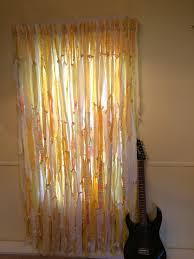 Hippie Beaded Door Curtains Interior Trippy Door Beads Curtains Funky Hippie Curtains