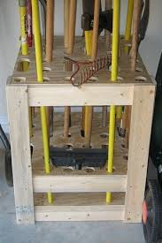 i u0027m making this long handled tool rack for my shed it will hold
