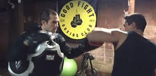 Good Fight Good Fight Boxing Club U2013 Napa Valley Fitness Boxing Training