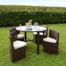 affordable patio table and chairs 59 garden table chair sets santorini extending garden table and