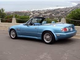 mazda convertible blue custom mazda miata custom colors crystal blue 1992 mazda