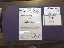 diy pocket wedding invitations diy pocket wedding invitation kits dogobedience co
