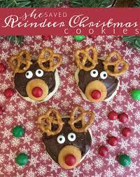 lofthouse reindeer christmas cookies shesaved