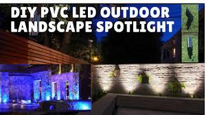 Landscape Spot Light Diy Pvc Led Landscape Spotlight