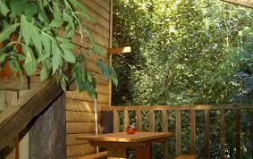 chambre dans les arbres cabanes sur pilotis parmi les arbres à cléville dans le calvados en