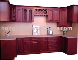 Traditional Dark Wood Kitchen Cabinets Furniture Wood Cherry Kitchen Cabinets For Furniture Kitchen