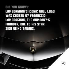 ferruccio lamborghini lamborghini u0027s iconic bull logo was chosen by ferruccio lamborghini