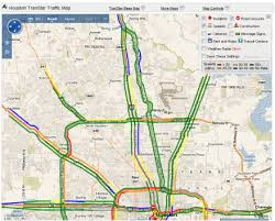 traffic map houston what s the traffic like in estate