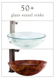 novatto verdazzuro glass vessel sink blue bathroom sinks at