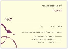 Response Cards Wedding Invitations With Response Cards Badbrya Com