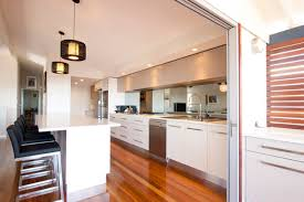 Furniture For The Kitchen Decorating With 20 Mirrored Furniture In The Kitchen Home Design
