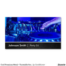 167 best dj music business cards images on pinterest dj music