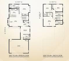 Cascade Floor Plan The Cascade Home Plan True Built Home Pacific Northwest Custom