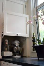 keep small appliances out of sight counter space toasters and