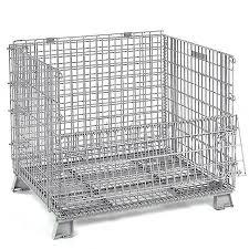 steel cage stillage storage cages