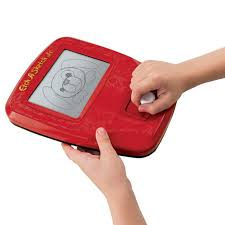 spin master etch a sketch etch a sketch joystick drawing pad