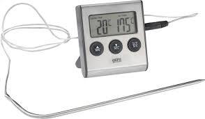 thermometre de cuisine gefu thermomètre de cuisine numérique tempere collishop