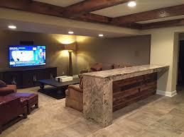woodford county basement remodel