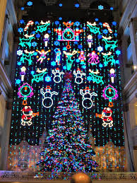 wanamaker u0027s light show at macy u0027s center city philadelphia