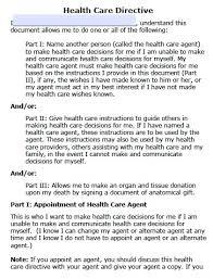 free north dakota health care power of attorney form u2013 pdf template