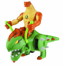 amazon ben 10 alien force alien creatures humungousaur toys