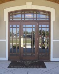 Commercial Metal Exterior Doors Front Doors Exterior Doors Entry Doors Custom Wood Doors