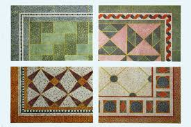 Interior Design History Step On It A Catalog History Of Flooring Products Architect