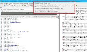list of software menu bar entry