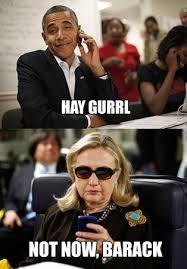 Hillary Clinton Texting Meme - the best hillary clinton memes