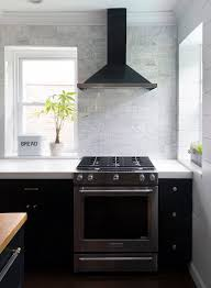 kitchen brilliant 90cm angled black glass neptune cooker hood