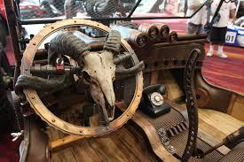hauk jeep cummins powered 1947 willys rock rat from sema 2015 rod network