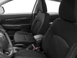 mitsubishi crossover interior 2017 mitsubishi rvr price trims options specs photos reviews