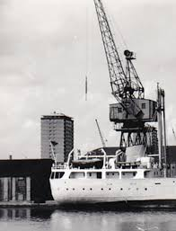 pictorial history of the millwall docks part 4 post world war ii