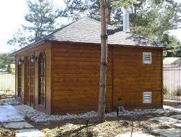 custom pool cabanas pool house cedar wood structures