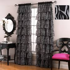 Black And White Drapes At Target by Decorations Target Curtins Target Curtain Panels Window