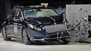 lincoln 2017 inside lincoln continental 2017 crash test youtube